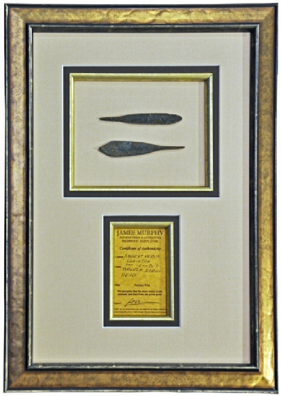 Persian Arrowheads