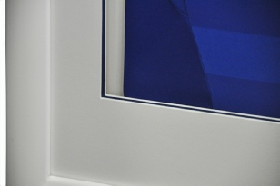 Chelsea Shirt in a White Frame