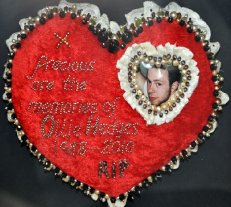 Remembrance Hearts