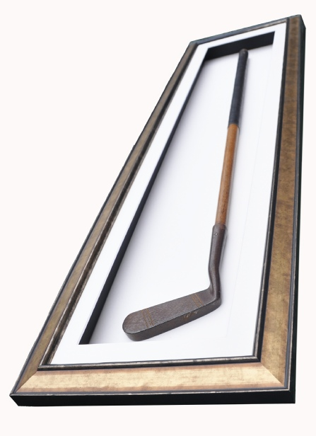 Framed Golf Club