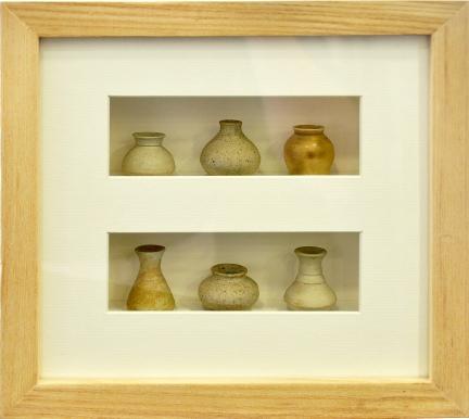 Miniature Ceramic Pots