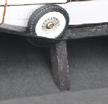 Framed Model cars