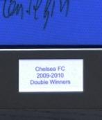 Framed Chelsea Football Shirt (signed)