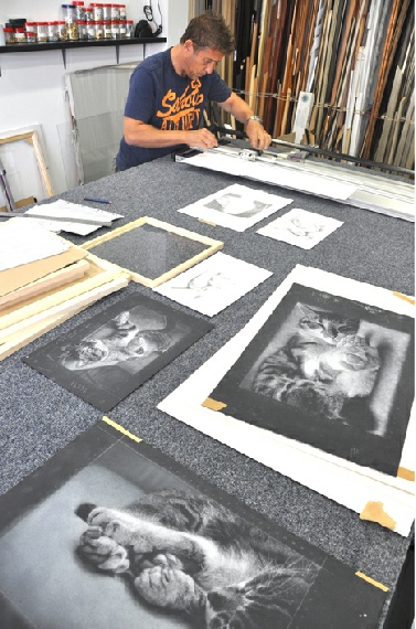 Picture Framing For Artists