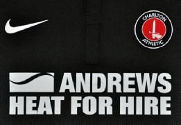 Framed Charlton FC Shirts 2012-13 Season