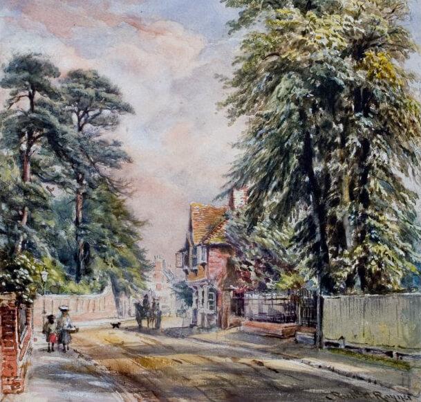Richard Rayner – Orpington High St 1890 SQ tiny