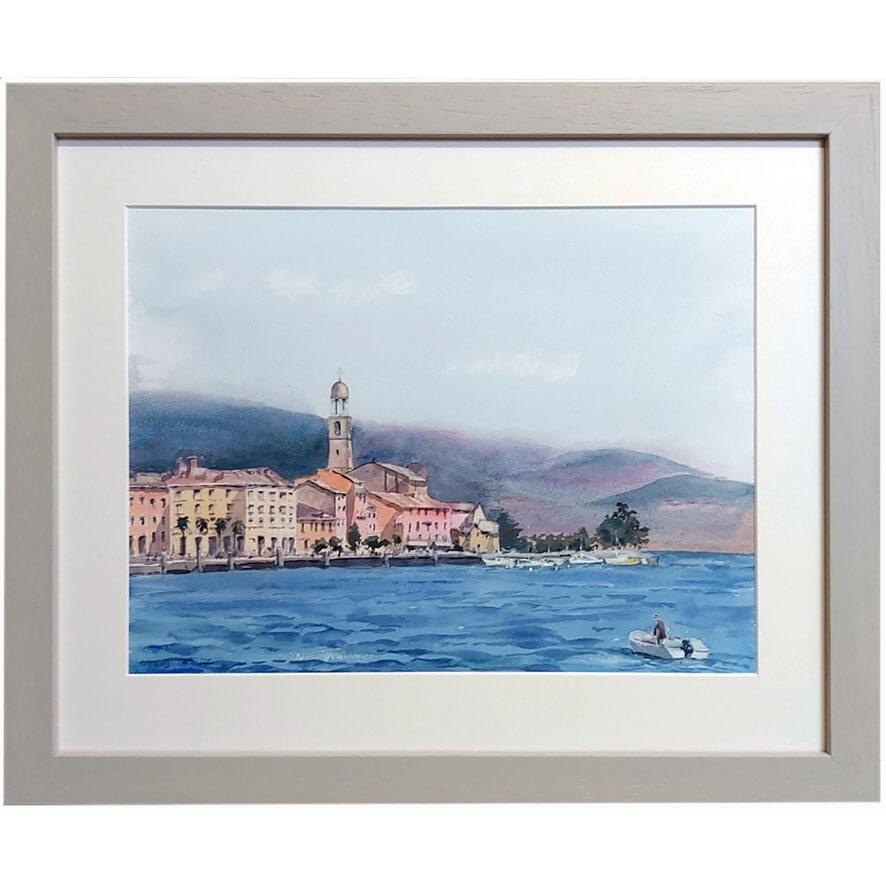 Toni Swiffen – Salo, Lake Garda 01 sq TINY